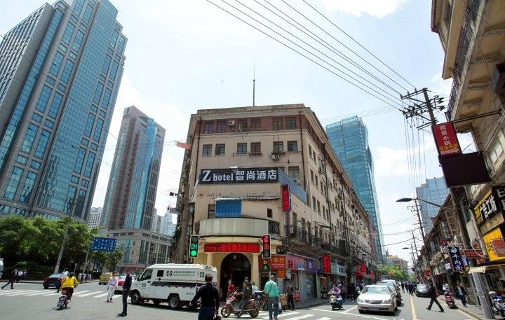 普杰客控案例--智尚酒店上海广东路店