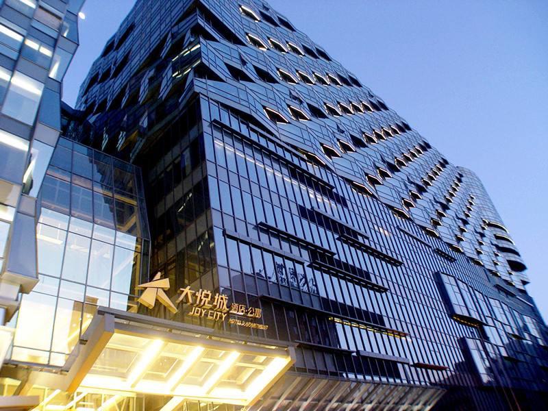 北京西单大悦城公寓酒店