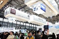 普杰参加2014年上海国际酒店用品博览会