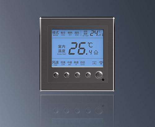 高级灰按键-温控器
